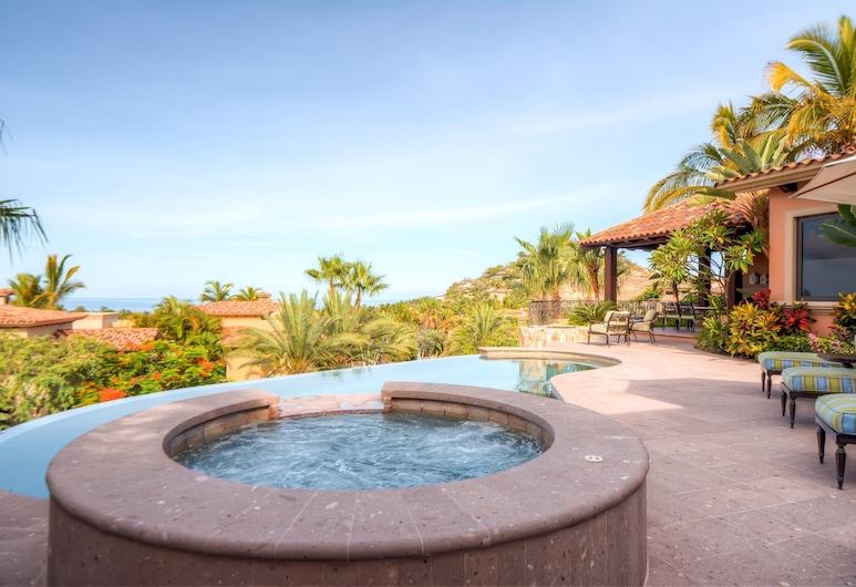 Cielos 88 - Four Bedroom Home, San Jose del Cabo, Elite Villa, 4 Bedrooms, Fireplace, Ocean View, Teres/Laman Dalam