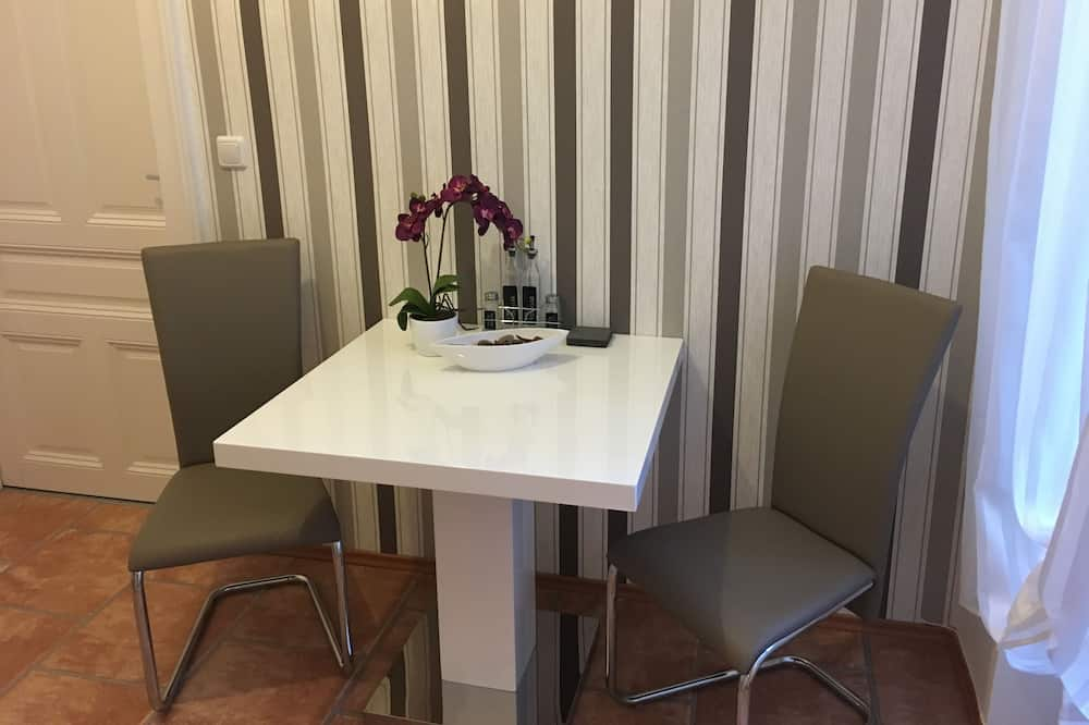 Обед в номере