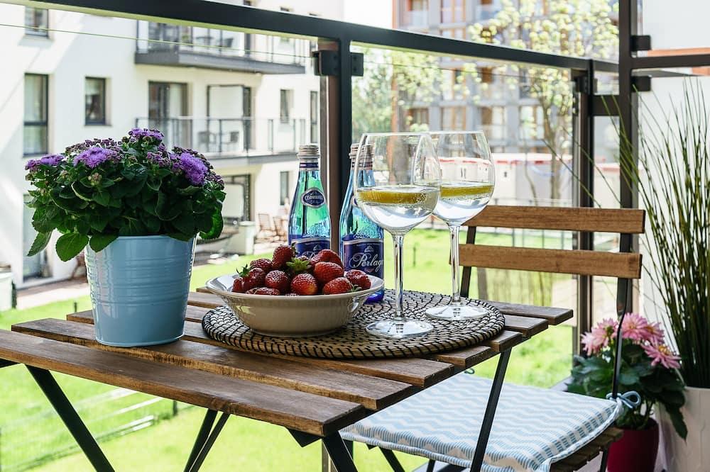 Comfort Studio, Balcony - Balcony
