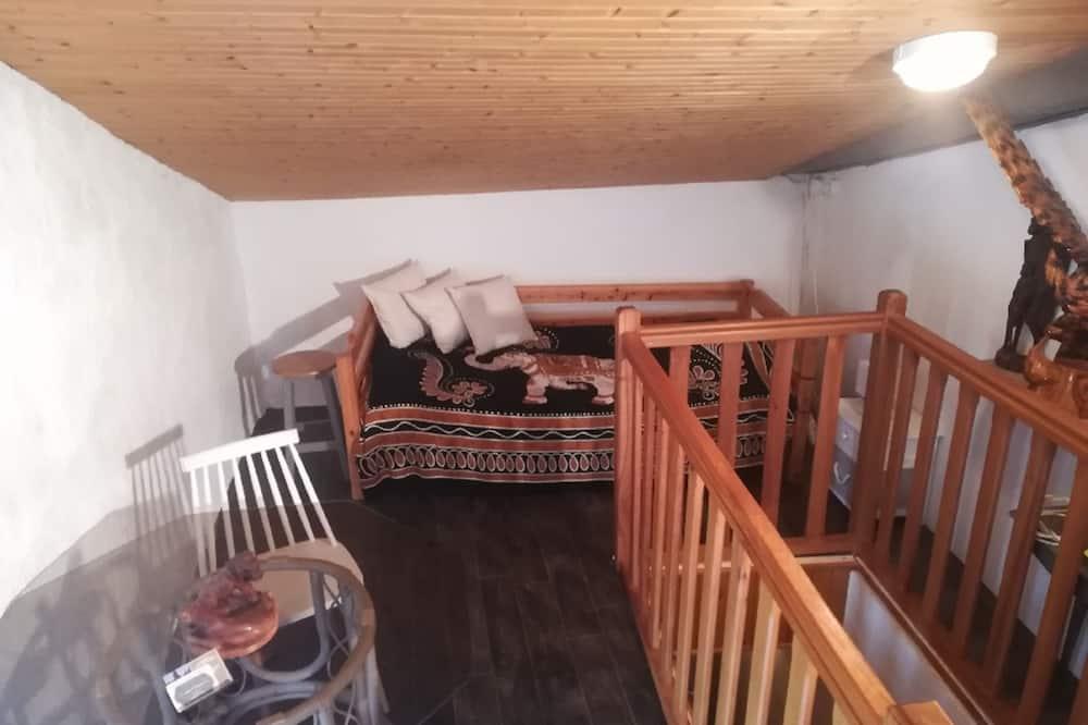Rodinná trojlôžková izba - Obývacie priestory