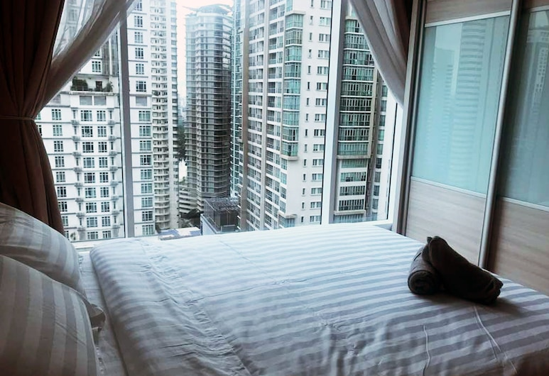 Inspired Homes @ KLCC Soho Suite, Kuala Lumpur, 3 Bedroom Apartment #2, Room