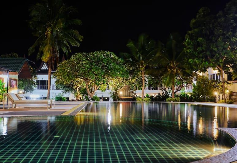 陽光之家酒店, Hua Hin, 室內/室外泳池