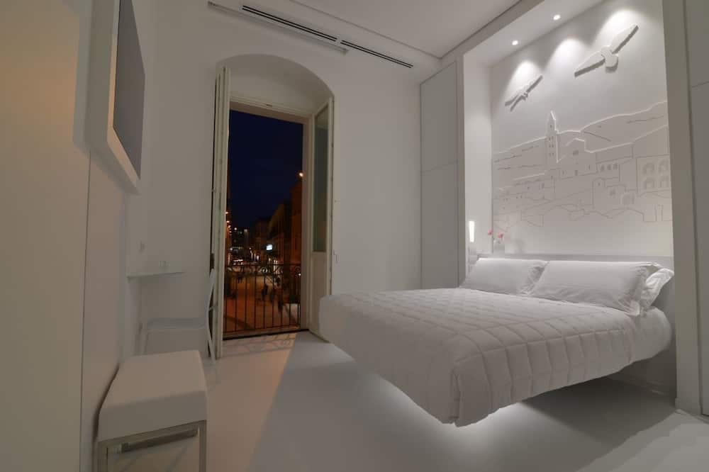 Dvojlôžková izba, balkón - Hosťovská izba