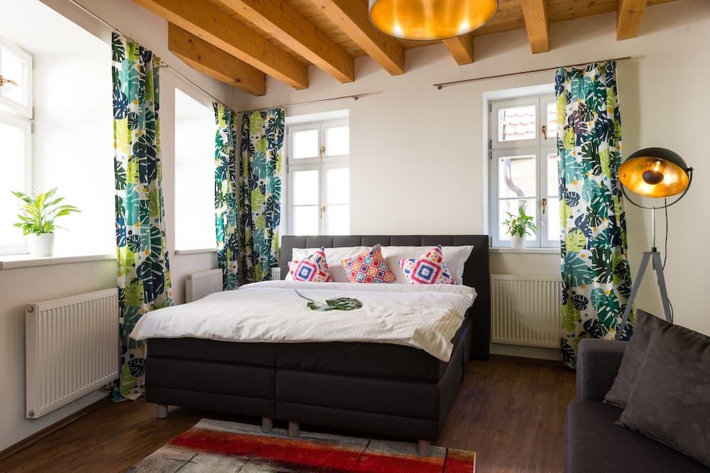 Family Apartment, 2 Bedrooms, City View - Imej Utama