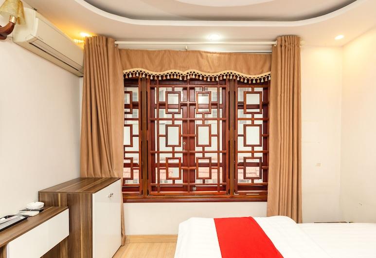 OYO 483 MYTI, Hanojus, Standartinio tipo dvivietis kambarys, Vaizdas iš svečių kambario