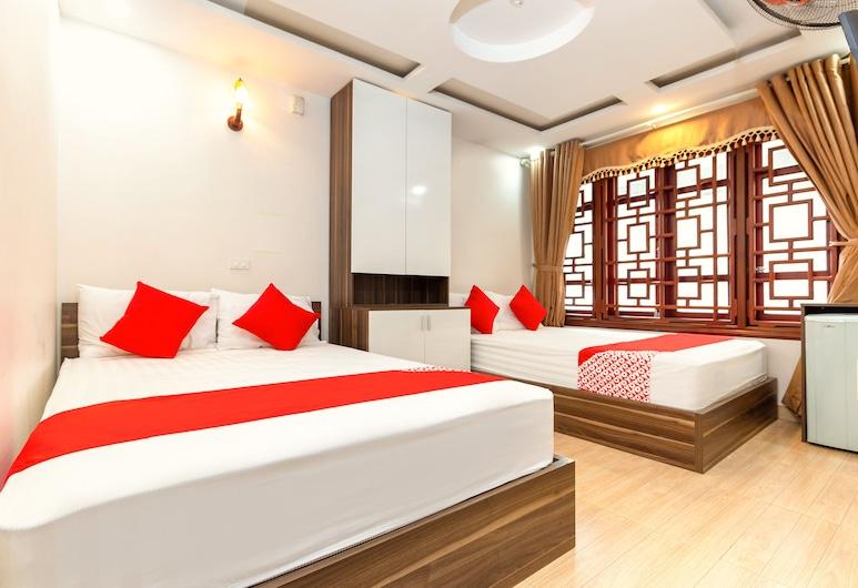 OYO 483 MYTI, Hanoi, Superior Quadruple Room, Guest Room