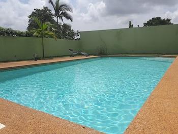 A(z) Azur Résidence hotel fényképe itt: Abidjan