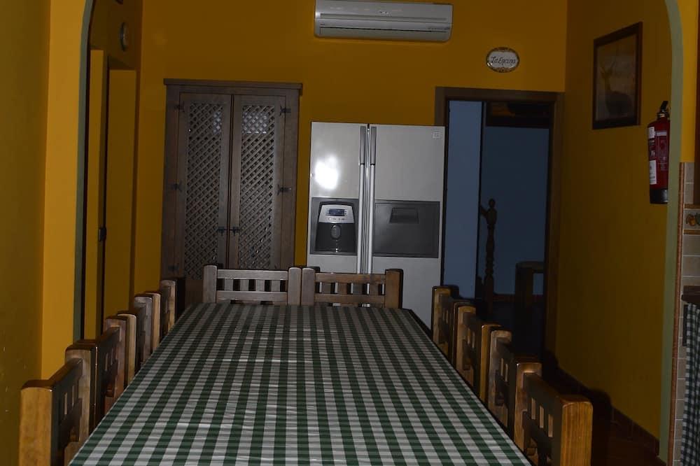 House, 3 Bedrooms (La Ermita) - In-Room Dining