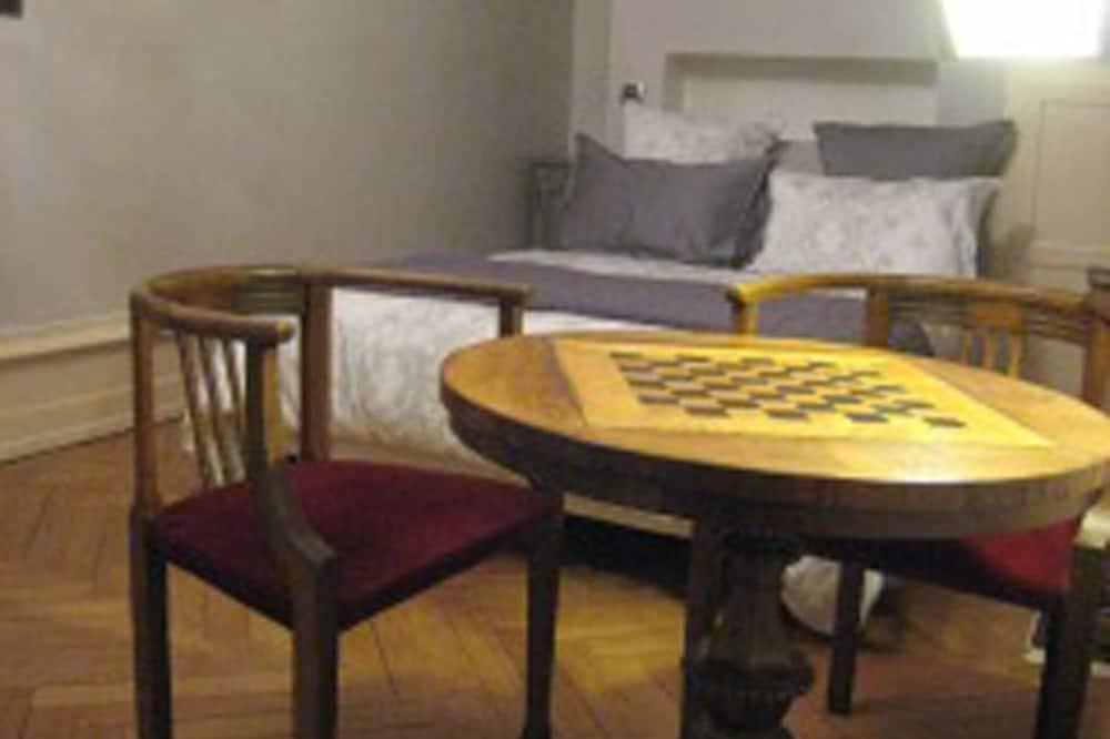 غرفة مزدوجة (Louis - Christophe) - غرفة معيشة