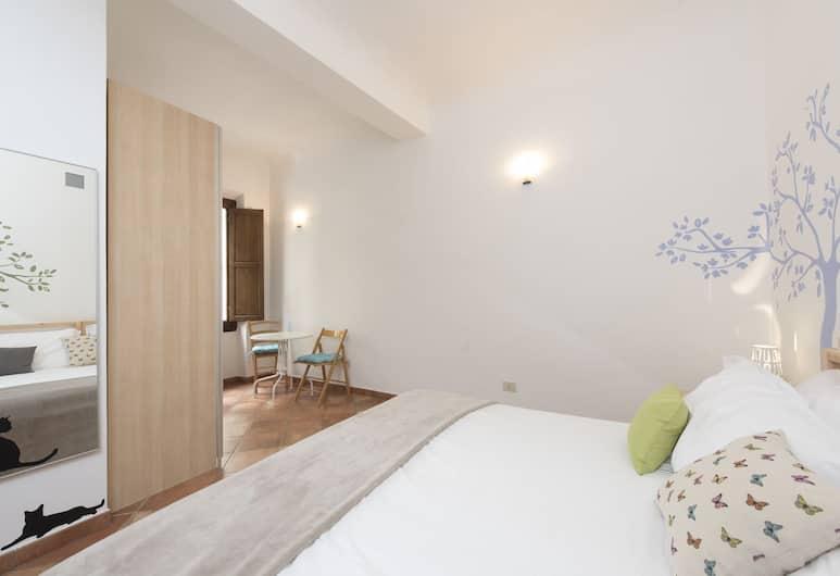 FAENZA DOUBLE, Florence, Appartement, 2 lits une place, Chambre