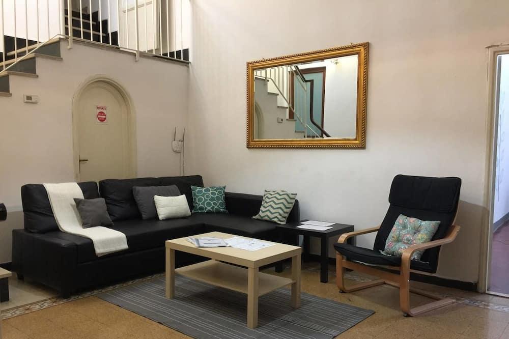 Basic-Apartment, 3Schlafzimmer - Wohnbereich