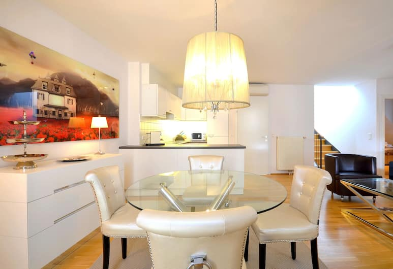 City Center Penthouse Residence Graben, Viena