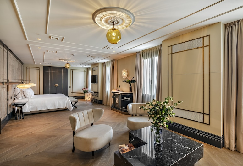 Hotel CoolRooms Atocha, Madrid, Hotel Lounge