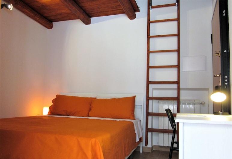 Icalderai, Palermo, Camera con letto matrimoniale o 2 letti singoli, balcone, Camera