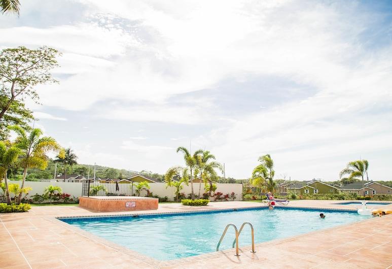 Drax Hall Manor Country Club Villa, Ocho Rios, Piscina Exterior