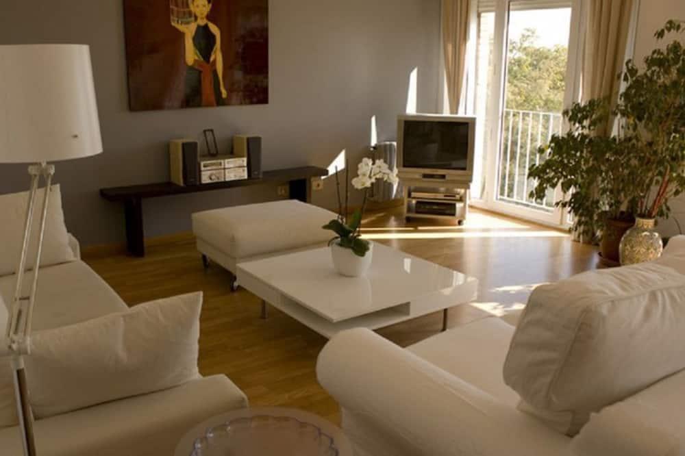 Apartment, 3Schlafzimmer, Balkon - Wohnbereich
