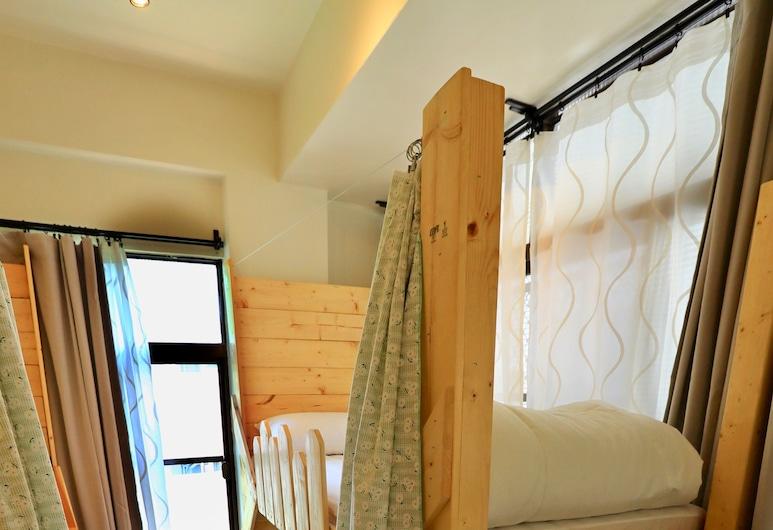just life, Kaohsiung, Basic Quadruple Room, Mixed Dorm, Bilik Tamu