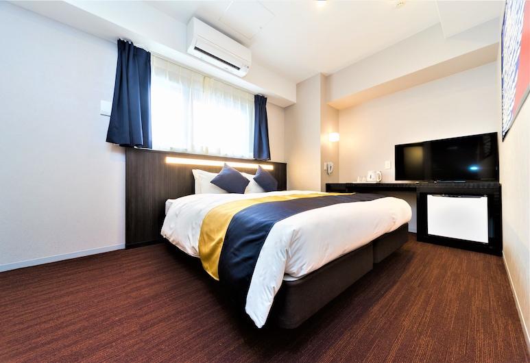 KUROMON Crystal Hotel, Osaka, Double Room with Spa Bath, Non Smoking, Guest Room