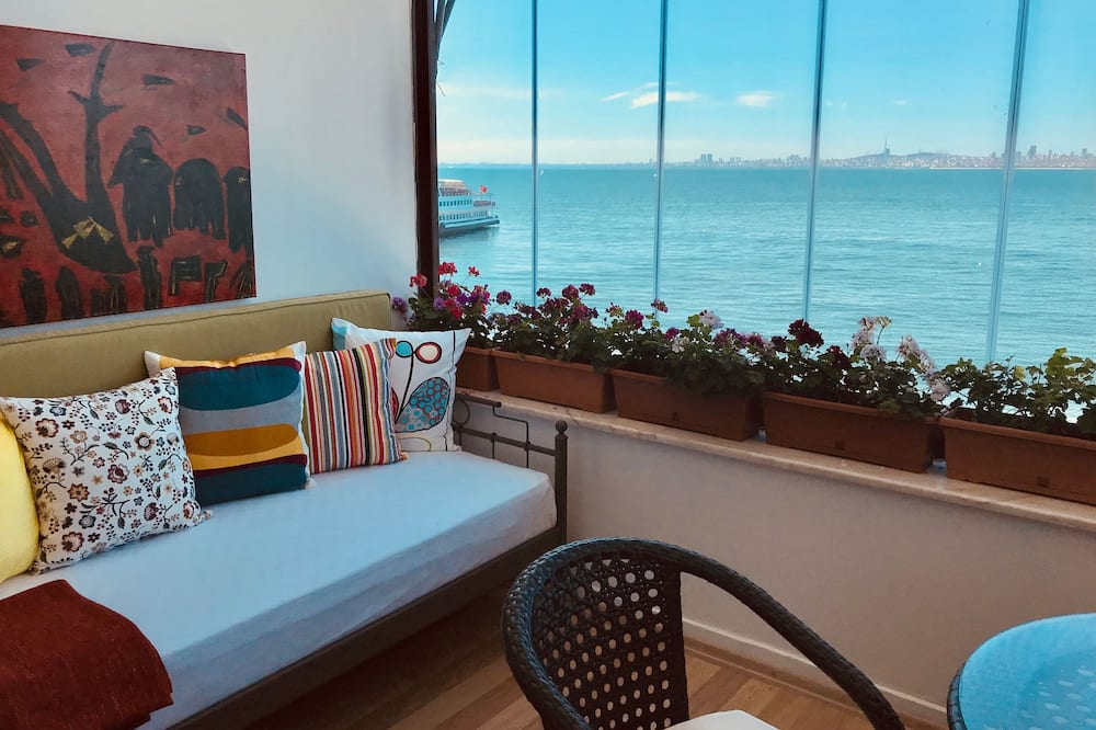 Trojlôžková izba typu Comfort, balkón, výhľad na more - Vybraná fotografia