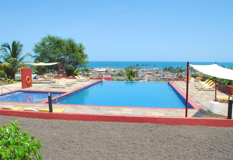 Golden Hill Parker Hotel, Elmina, Infinity Pool
