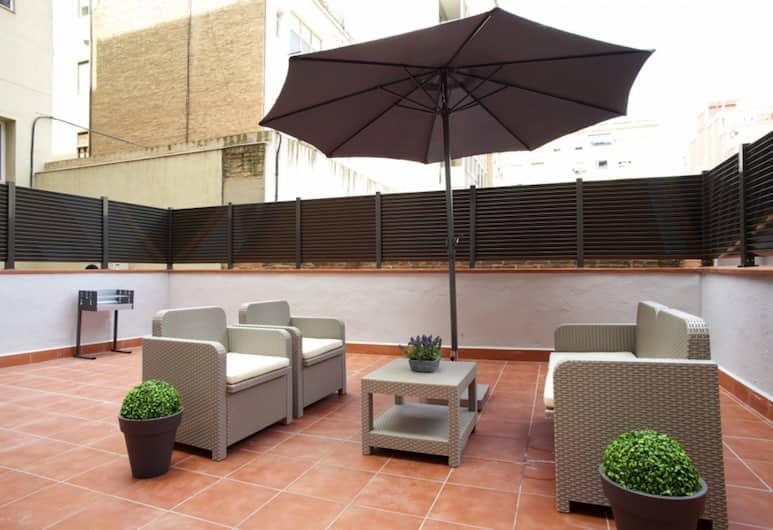BarcelonaForRent Tucson Suites, Barcelona, Terrass
