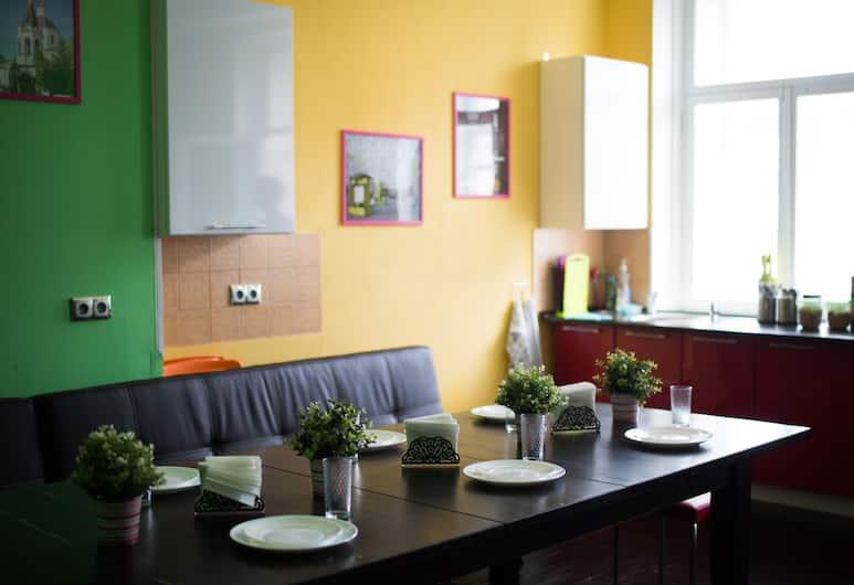 Red Hostel - Adults Only, Moskwa, Wspólny pokój wieloosobowy Classic, tylko dla mężczyzn, Pokój