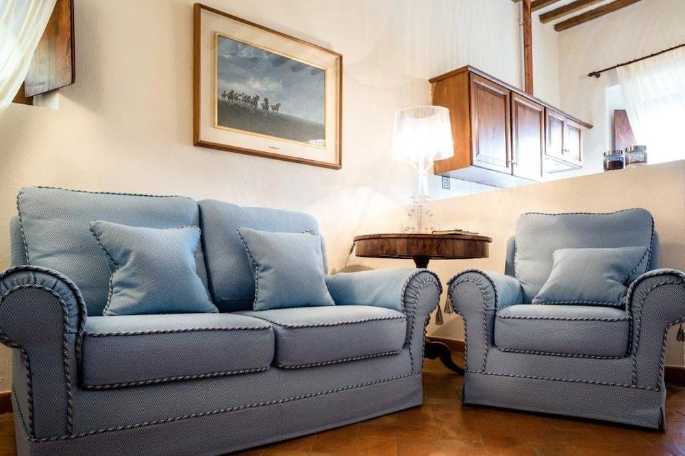 Departamento, 1 habitación (Azzurro) - Sala de estar