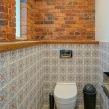 Ensuite Double Room - Ванна кімната
