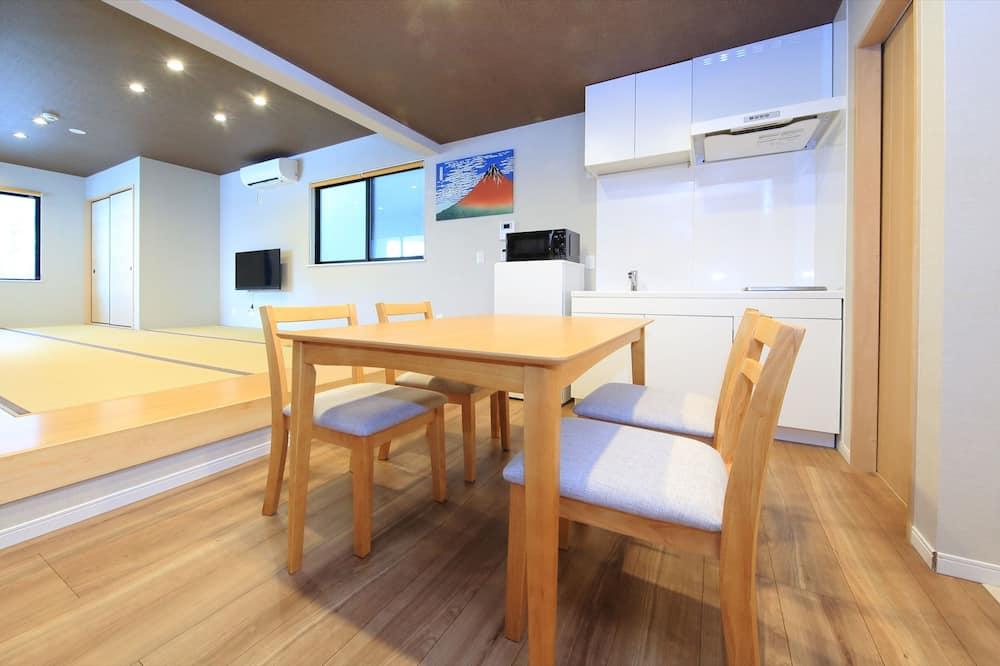 Traditional Δωμάτιο, Ισόγειο (Japanese Style A) - Γεύματα στο δωμάτιο
