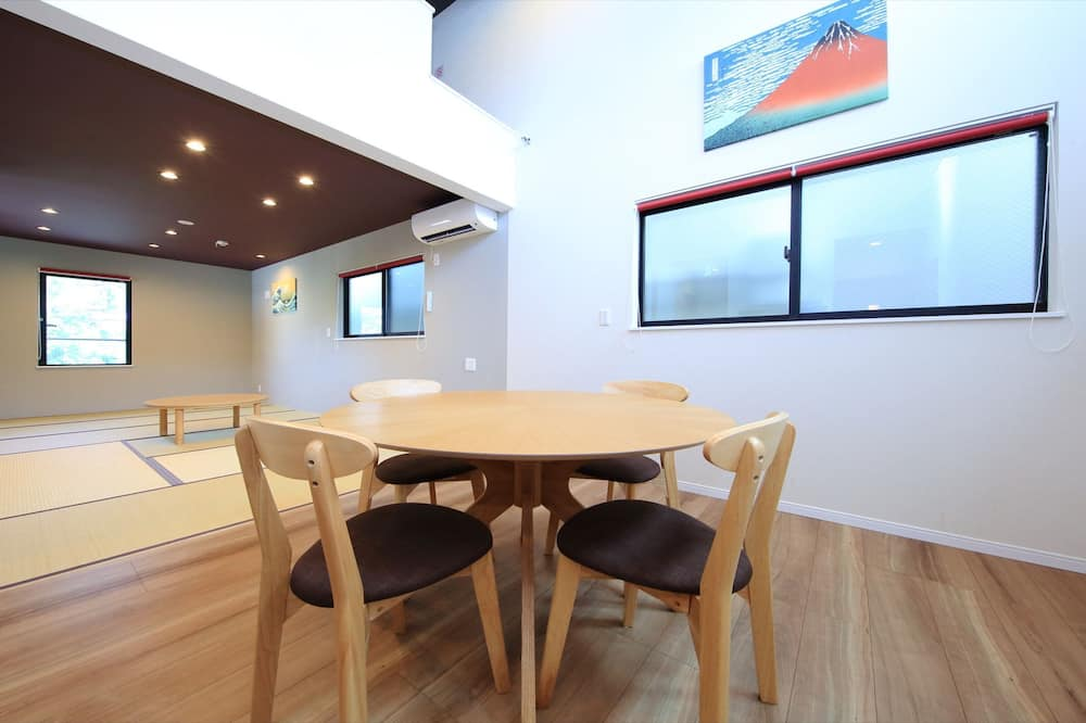 Traditional Δωμάτιο (Japanese Style B,  2nd Floor) - Γεύματα στο δωμάτιο