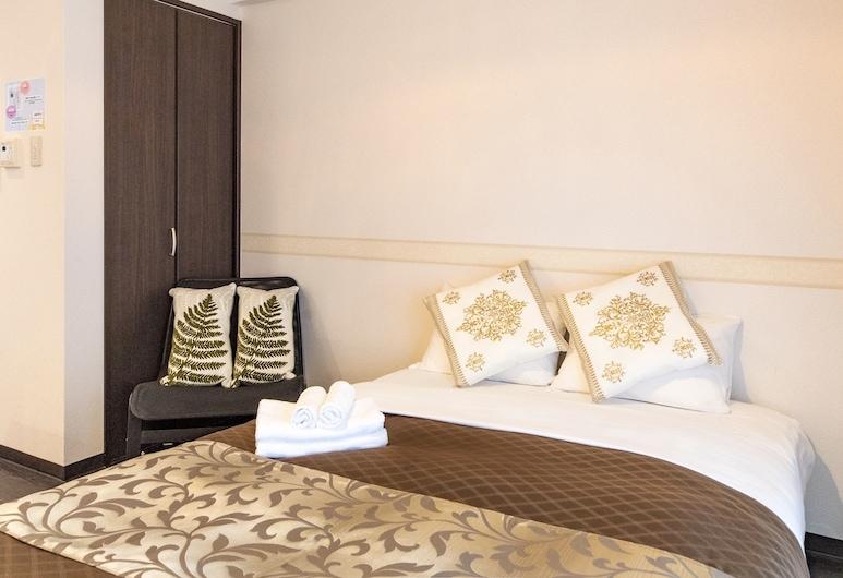 上之藏金城先生酒店, 那霸, 標準雙人房, 客房