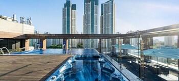 Incheon bölgesindeki Park Marine Hotel resmi