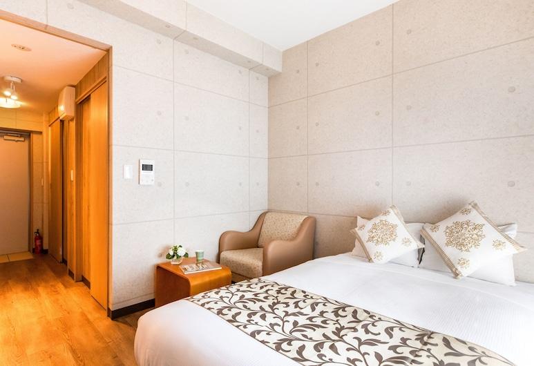 名護利卡公寓飯店, 名護, 基本雙人房, 客房
