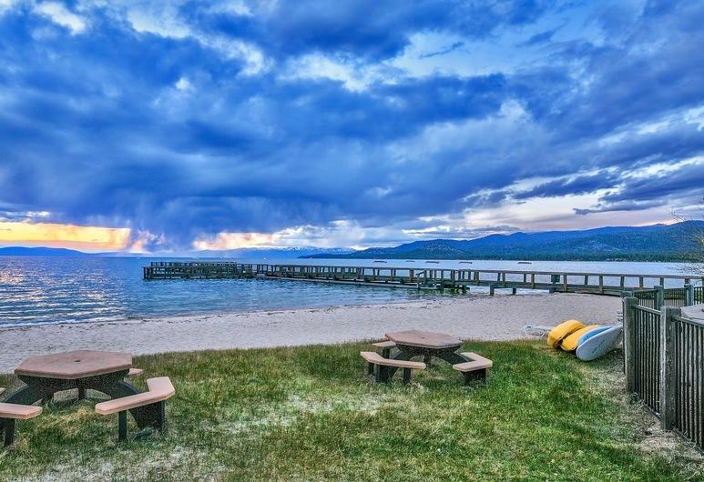 Lakeland Village at Heavenly, South Lake Tahoe, Σουίτα, Περισσότερα από 1 Κρεβάτια, Αίθριο/βεράντα