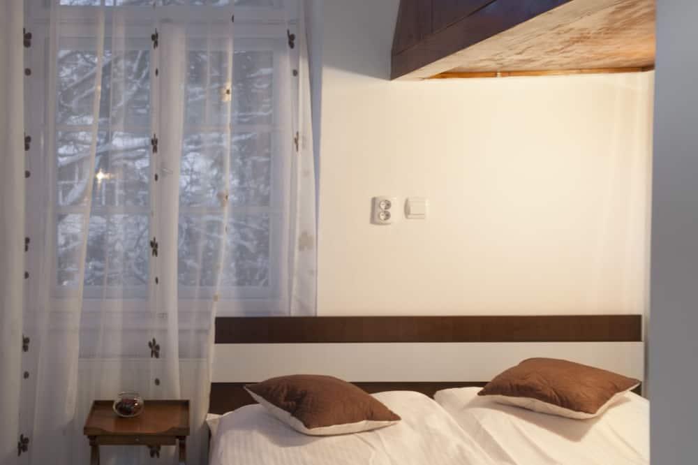 Apartemen, 2 kamar tidur, pemandangan halaman - Kamar Tamu