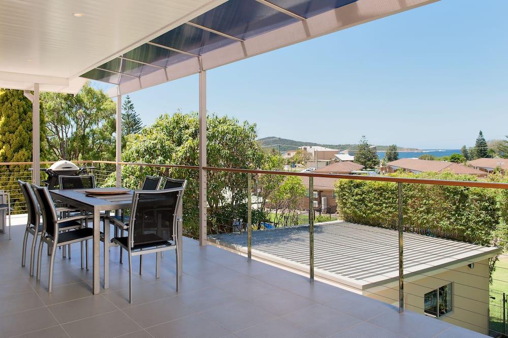 Casa Deluxe, 3 camere da letto, balcone, vista oceano - Balcone