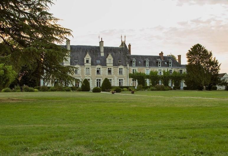 Odésia Vacances Domaine de Seillac, Valloire-sur-Cisse, Hotellfasad