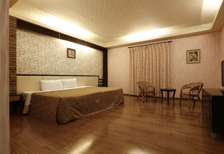 Hua Xiang Hotel - Fengshan, Kaohsiung, Standard Double Room, Interior Entrance