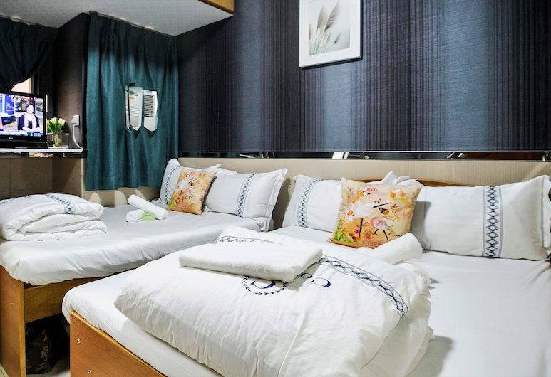 Kwong Hang Travel Guesthouse, Kowloon