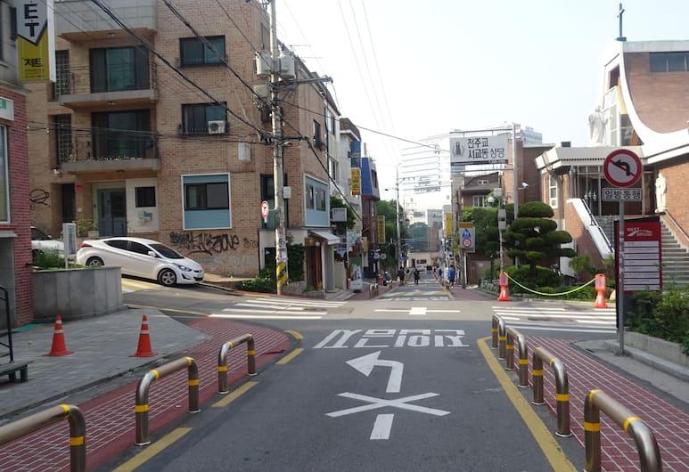 Hongdae Big 2, Seoul, View from property