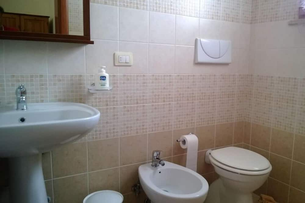 Chambre Triple - Salle de bain