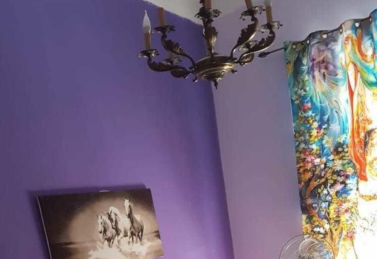 Guesthouse Mersede, רומא, חדר זוגי, חדר רחצה פרטי (Via Principe Amedeo, 92), חדר אורחים