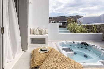 Foto Adorno Beach Hotel & Suites di Mykonos