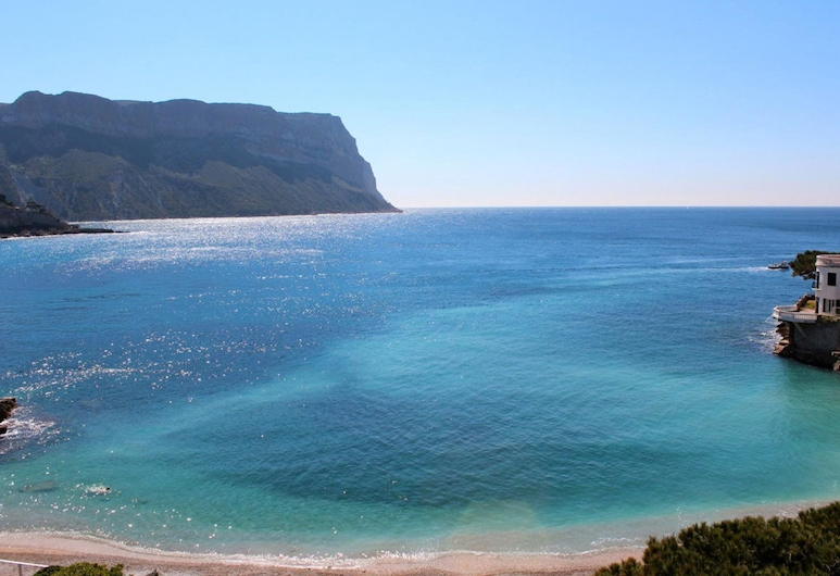 Little Sweet Home, Cassis, View from property