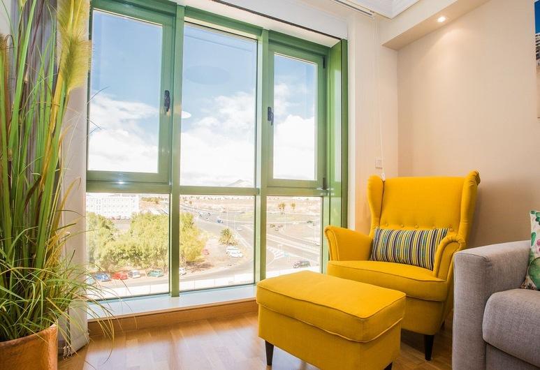 Apartament The Paradise Jaira II, Arrecife, Apartamento, 1 habitación, Sala de estar