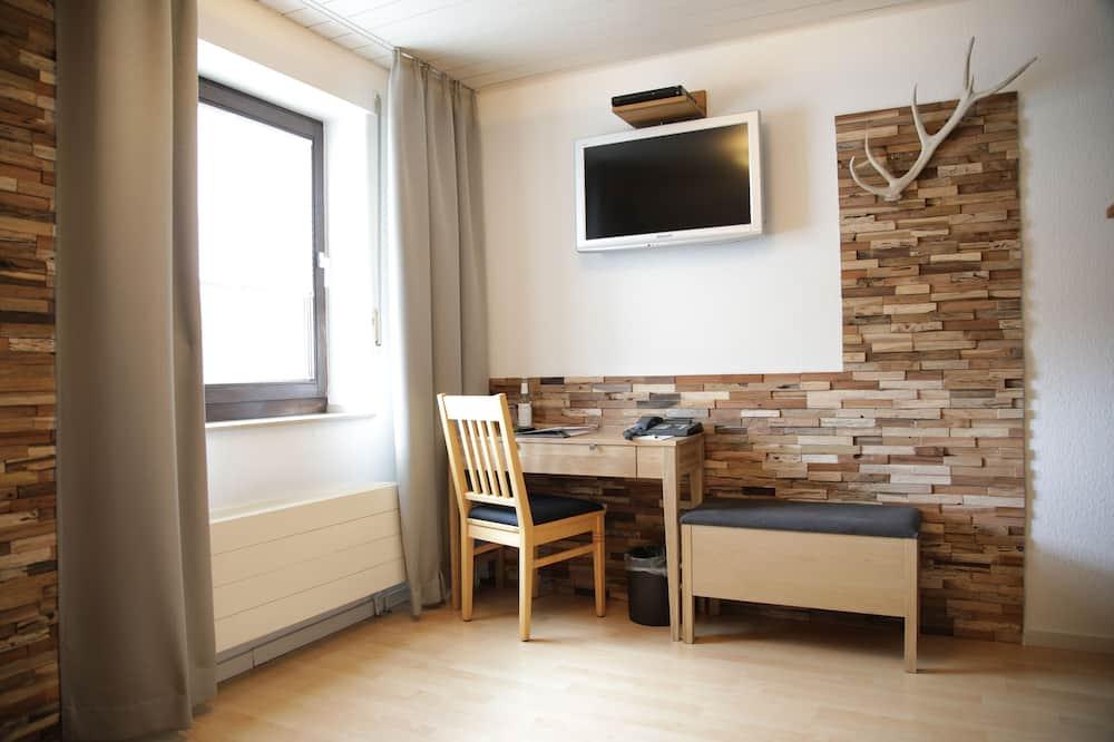 Comfort eenpersoonskamer - Woonruimte