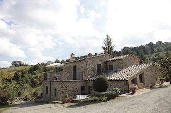 ภาพ อะกรีทูริสโม ลา คาเซลลา ใน Montalcino