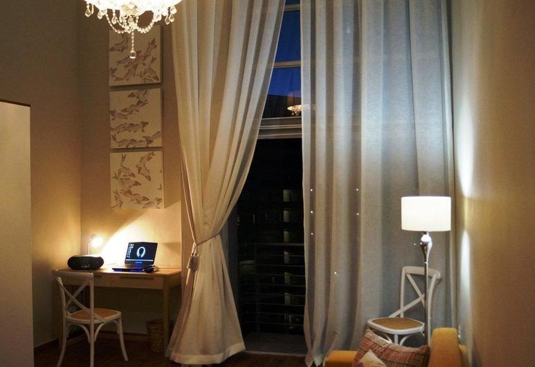 Harbour Terrace Loft II, Cape Town, Apartment, 1 Bedroom, Living Room