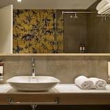 Dobbeltværelse til 1 person - Badeværelse