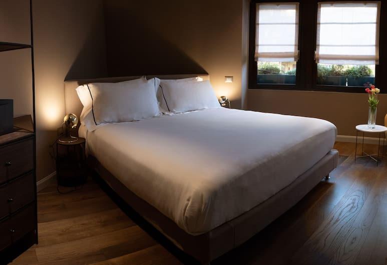 The Place, Rome, Premium Suite, Guest Room